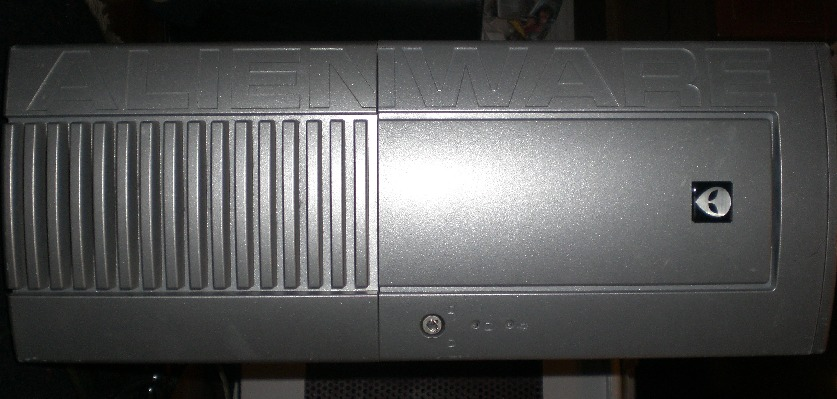alienware PC athlon