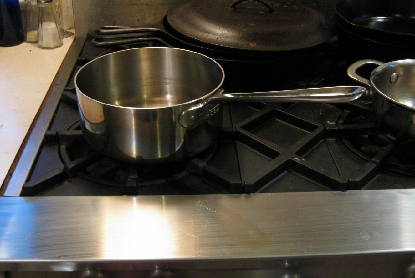 All Clad Stainless Pan