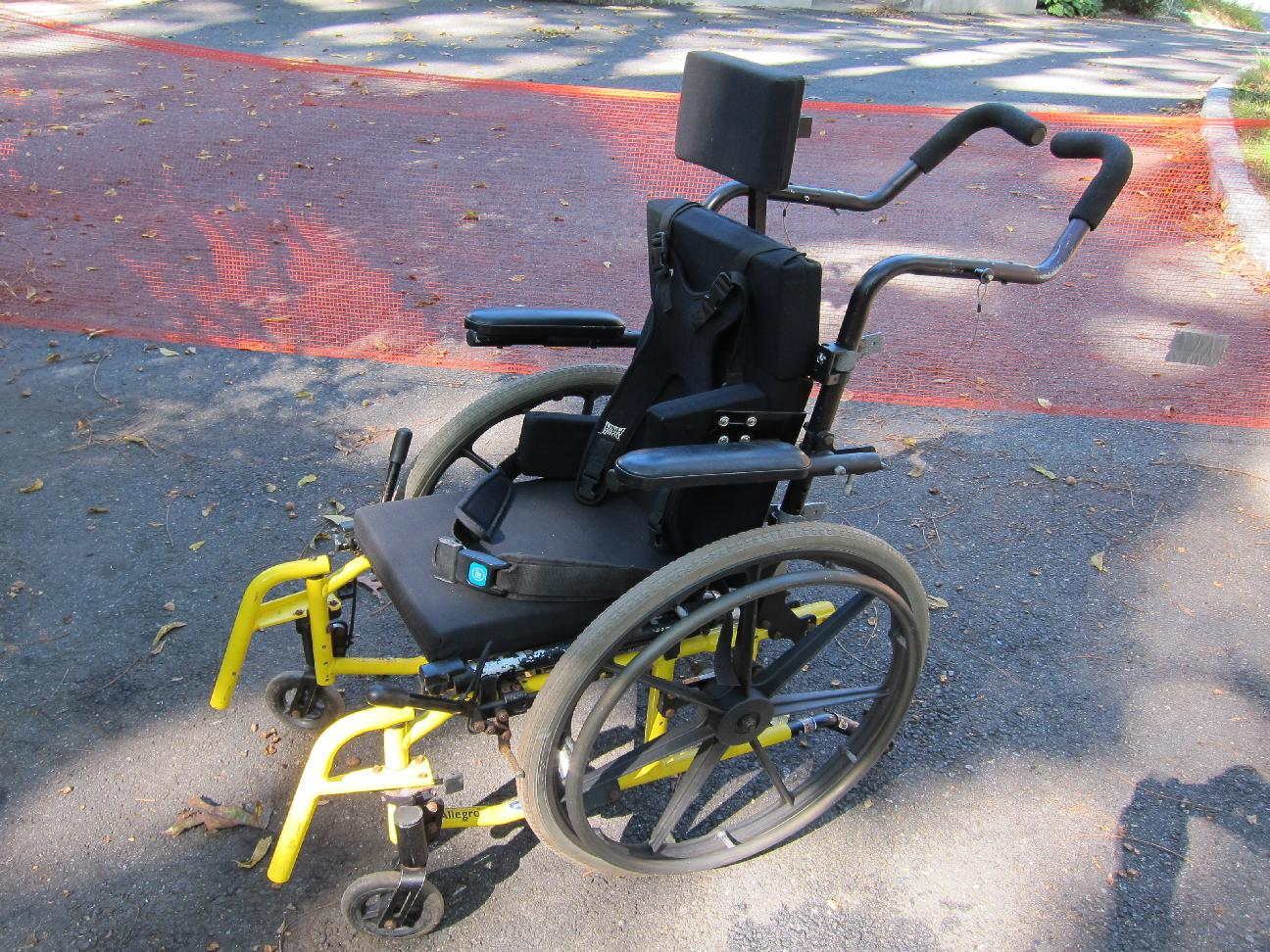 Juvenile Wheelchair