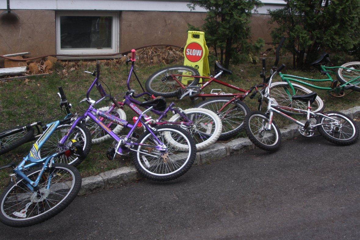 Assorted Bikes