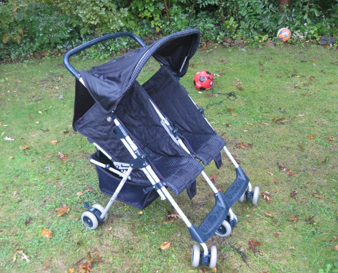 Avalon Pushchair