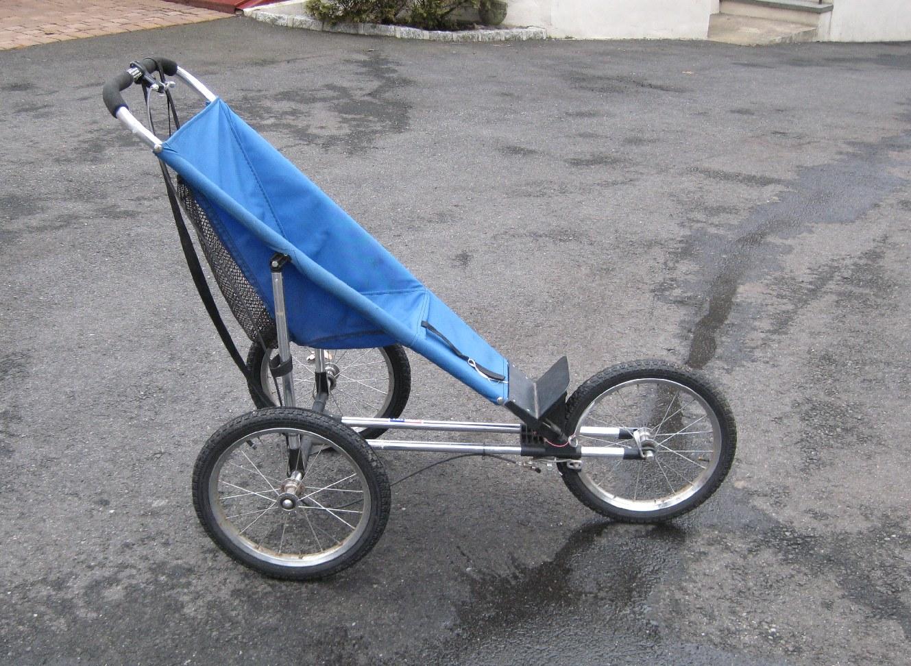 Stuff page jogging stroller Motorized baby stroller
