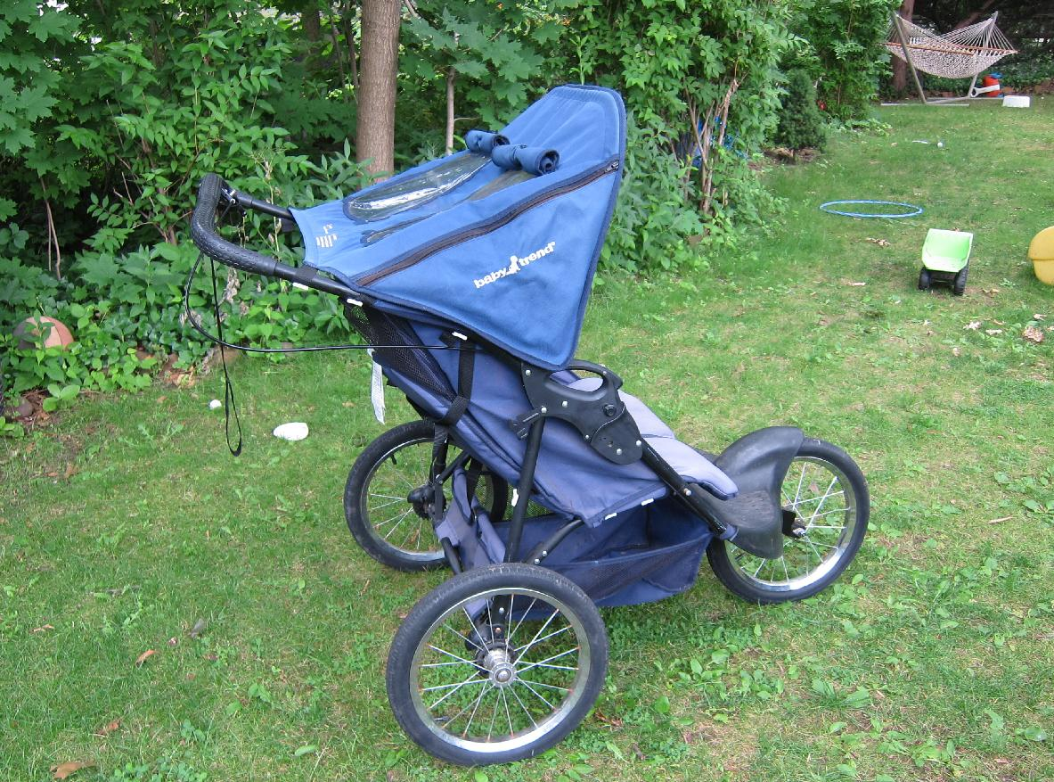 Babytrend Double Jogger