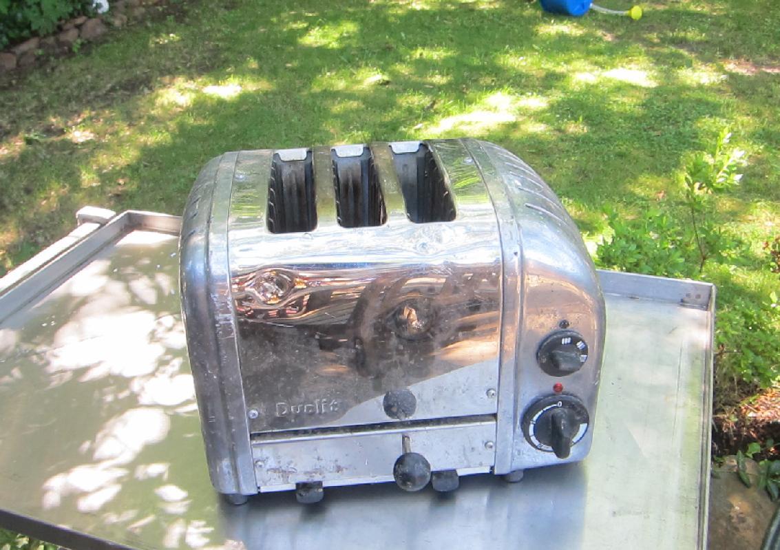Dualit toaster 3 slice