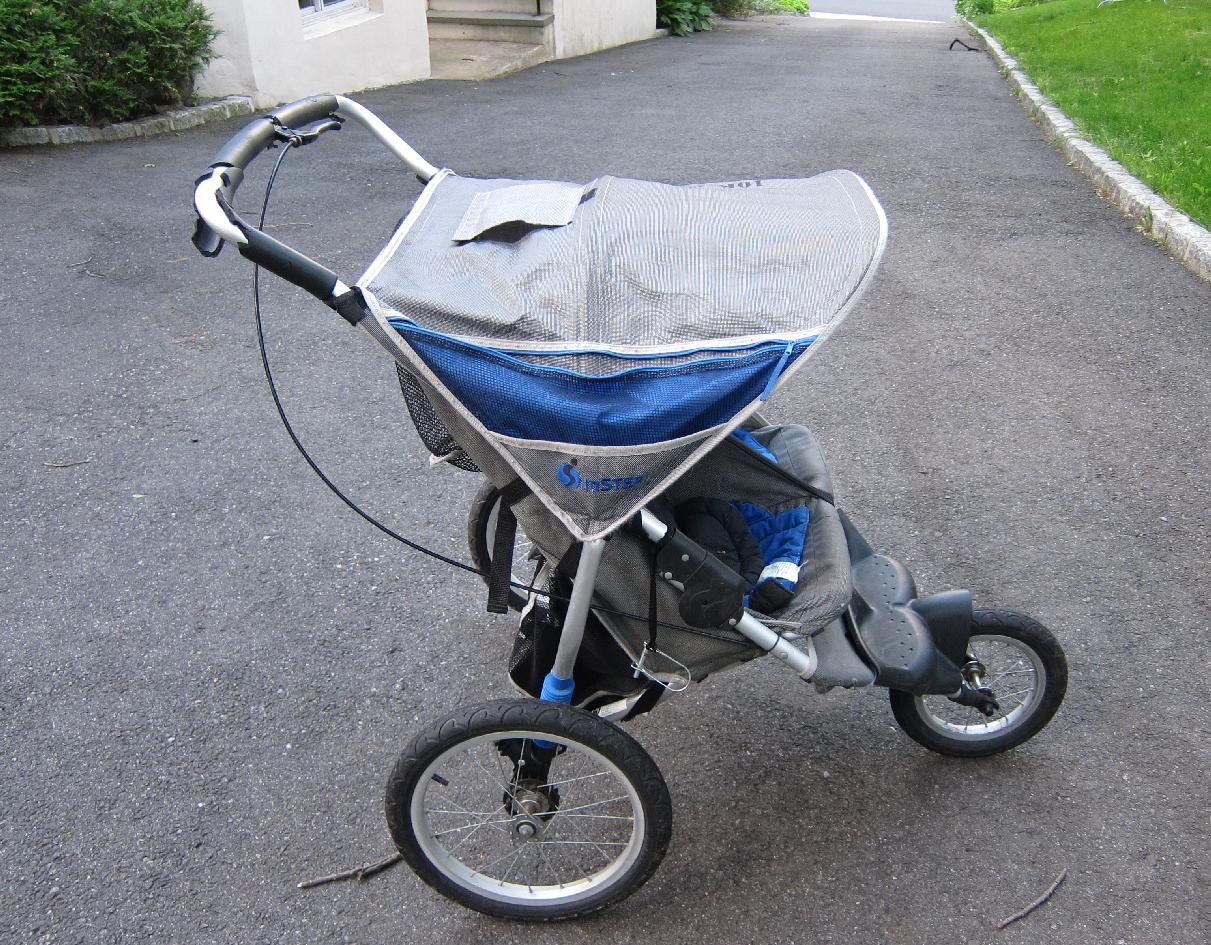 Instep Double Jogger