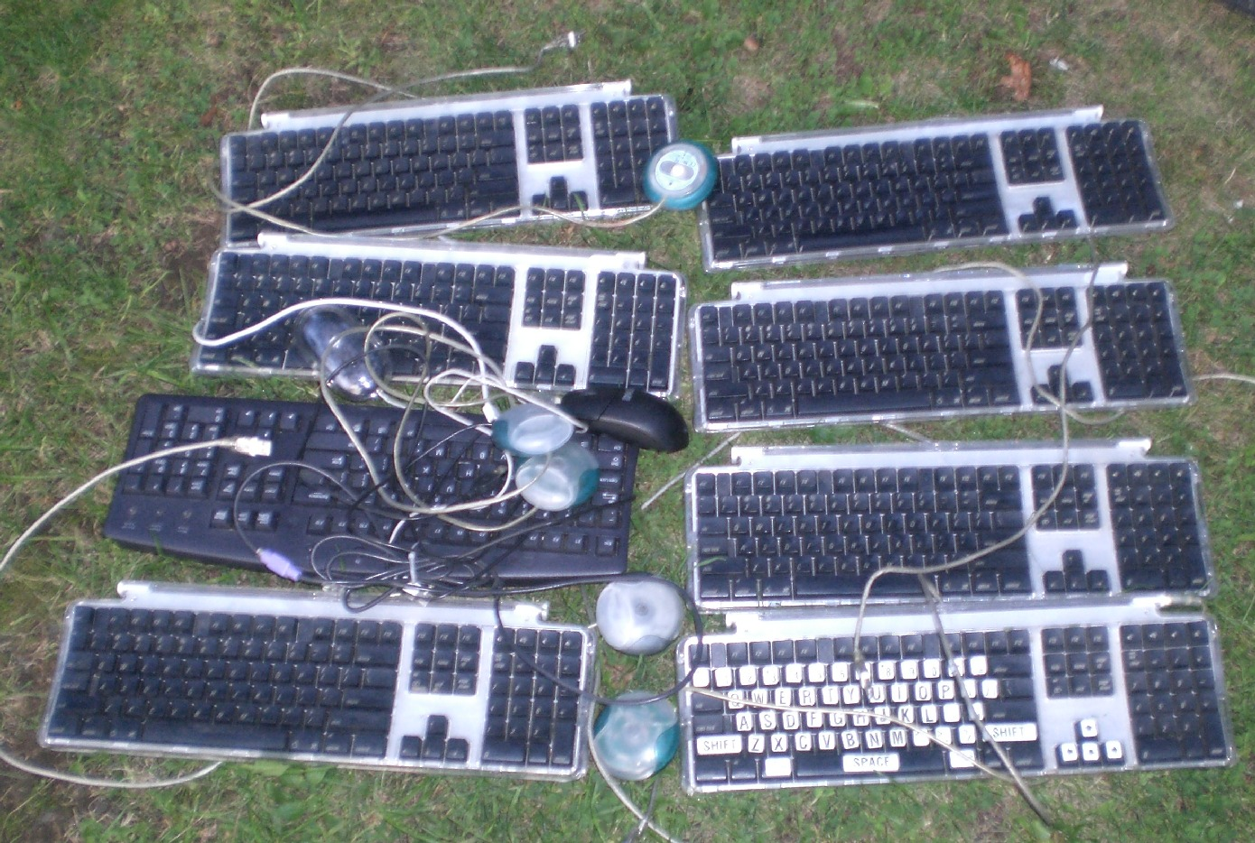 mac keyboards