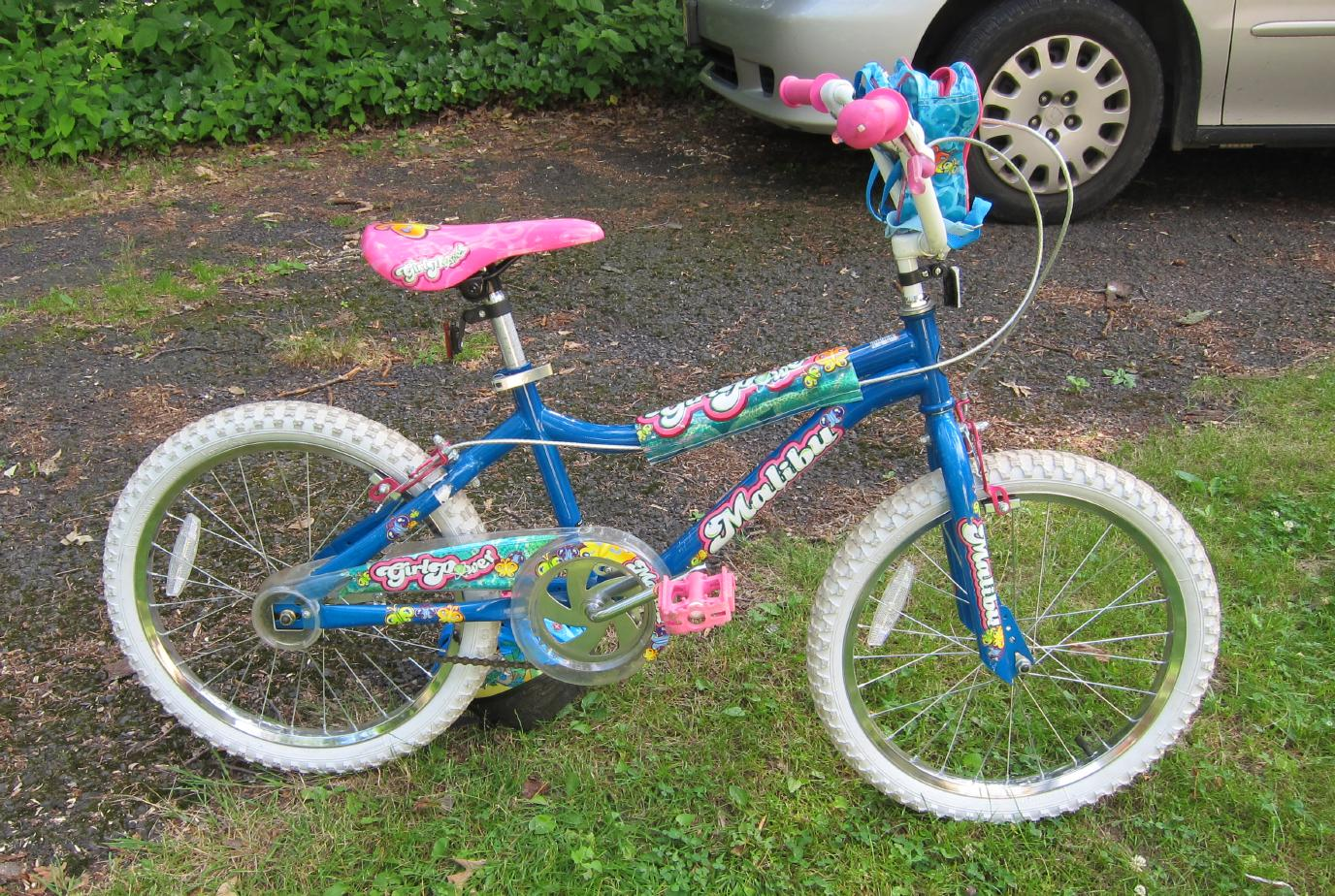 Malibu Girlpower bike