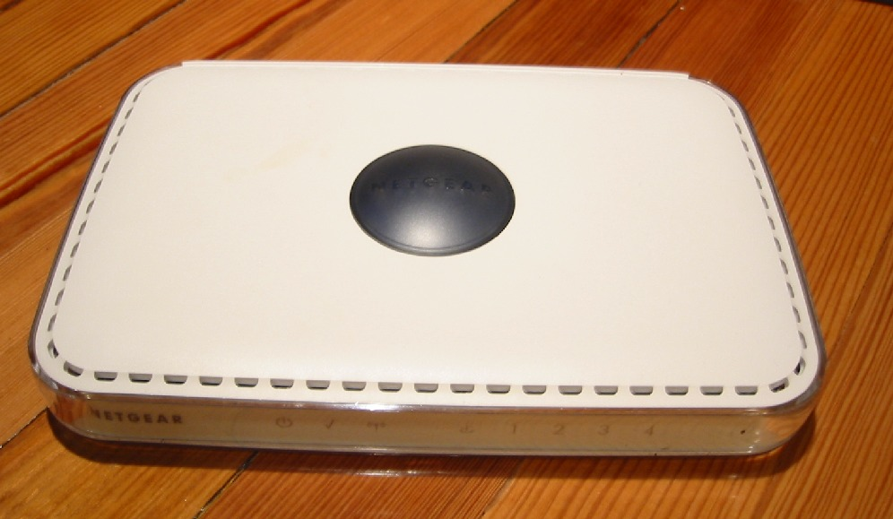 netgear nat box