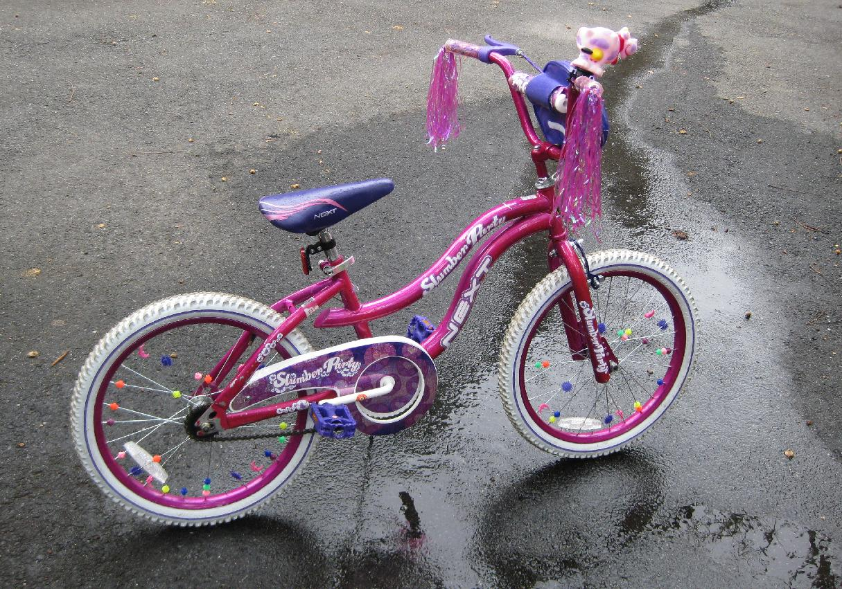Horrible Kids Bike