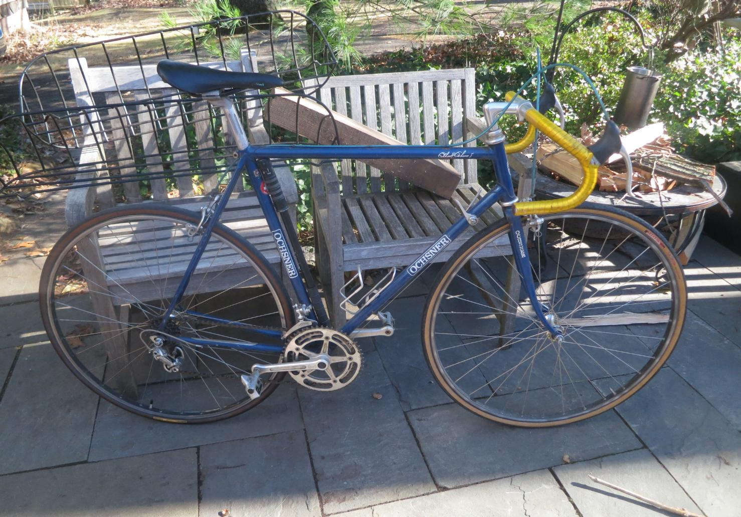 Ochsner Bike