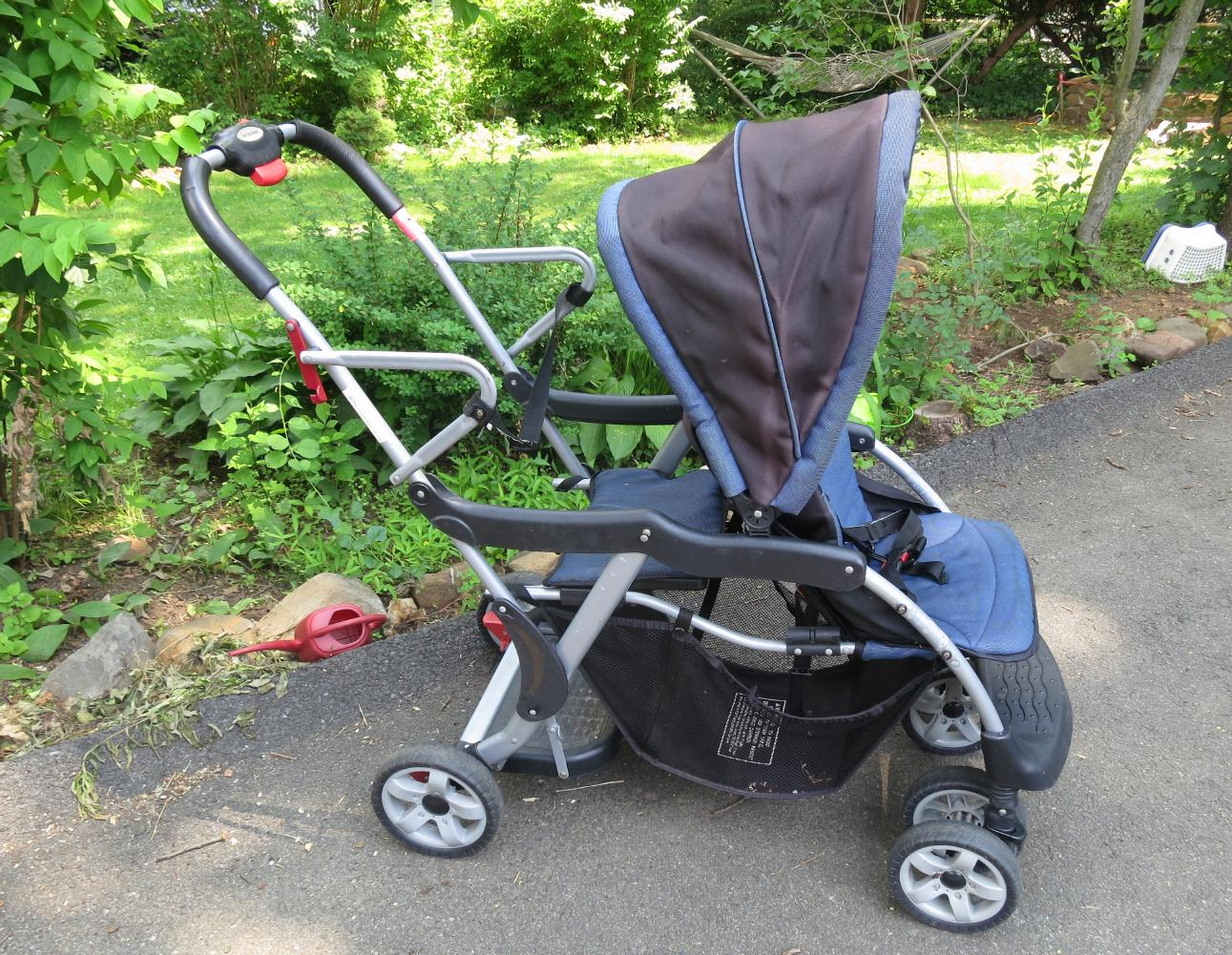 Offspring Carriage Devices