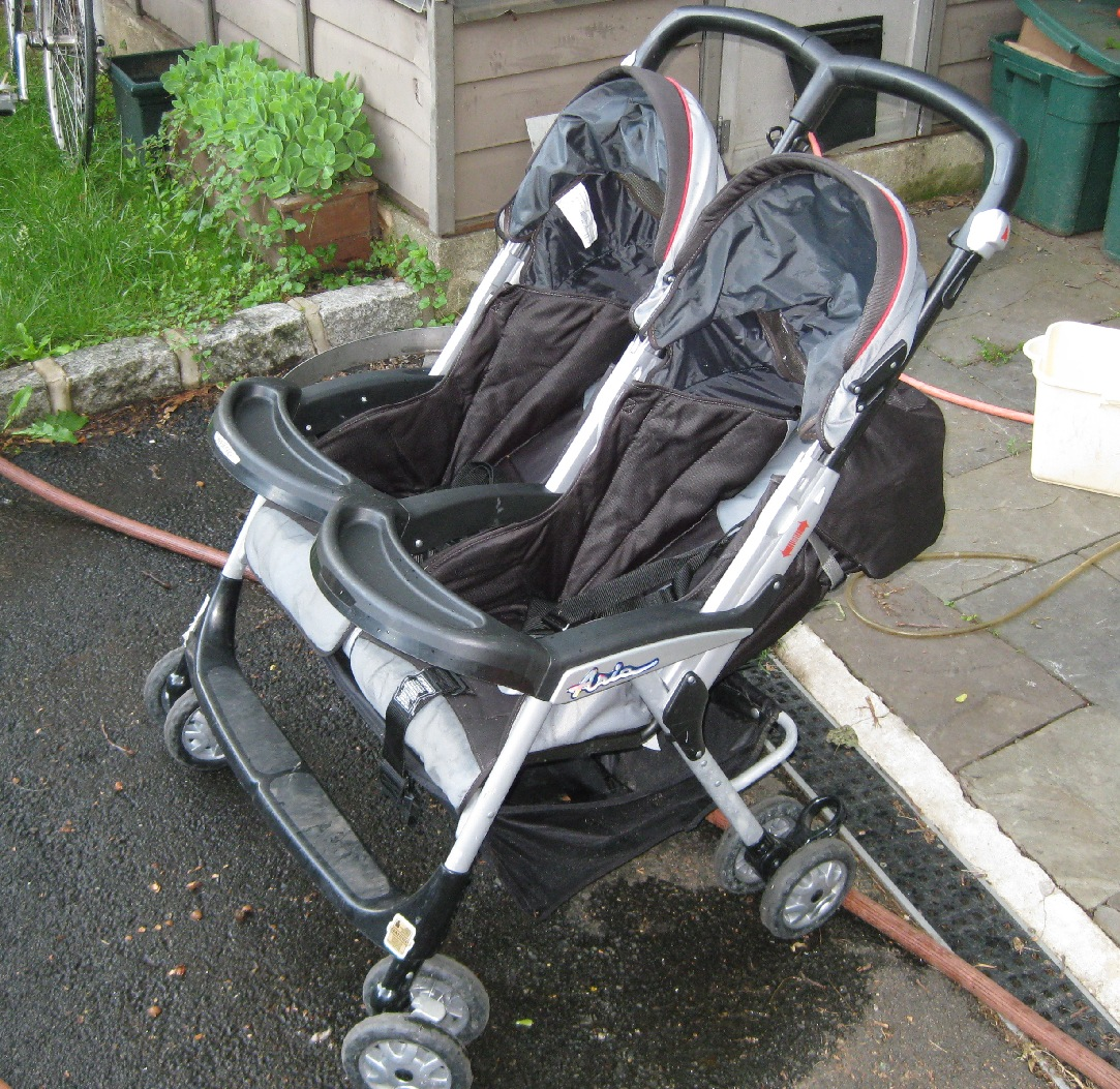 Peg Perego Double Aria