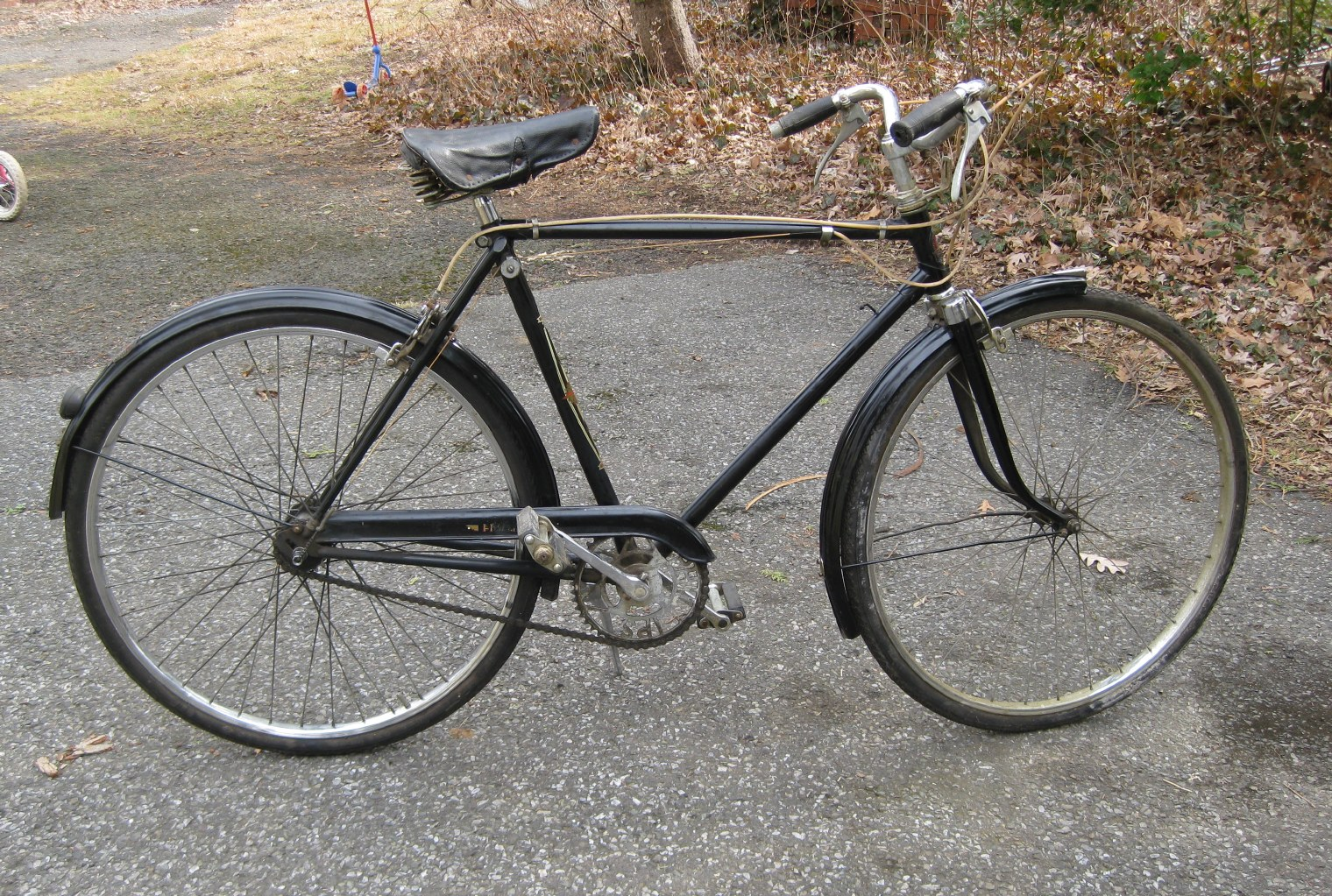 Phillips 3 Speed Bike