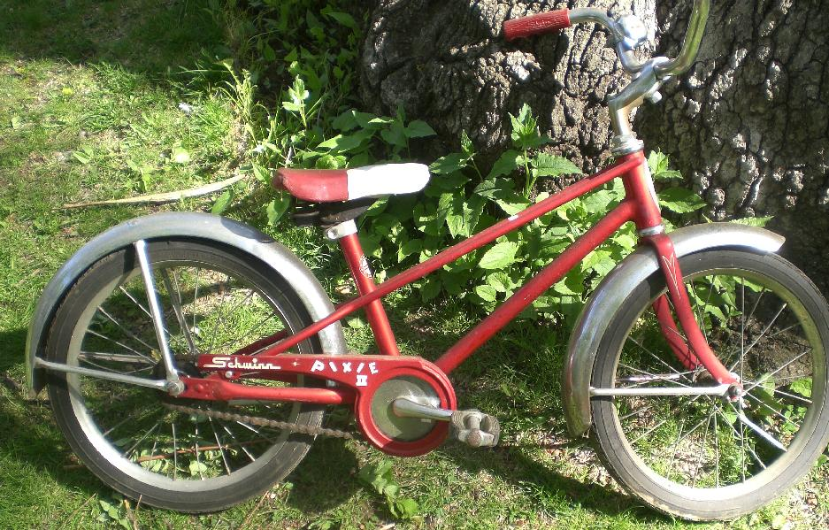 Schwinn Pixie bicycle