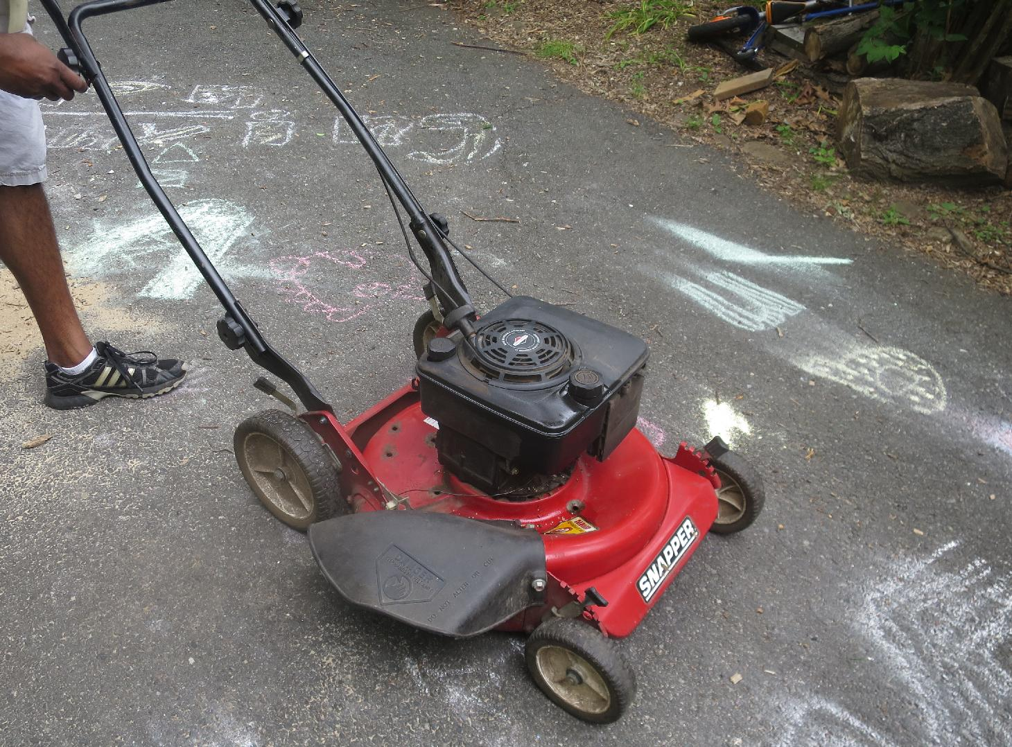 Snapper Mower
