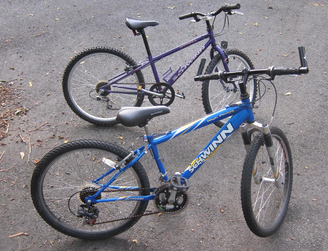 Kids Mountain Bikes
