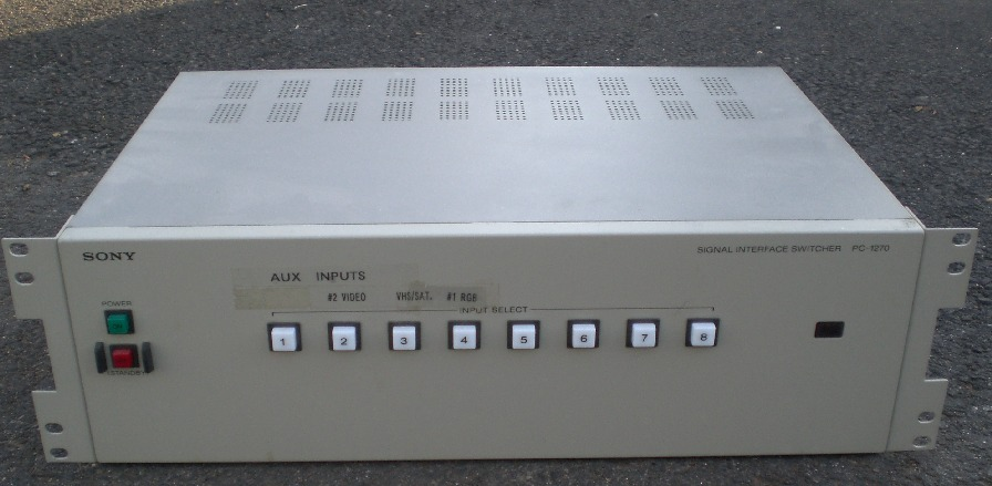 video switching unit